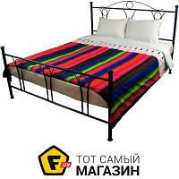 Комплект постельного белья полуторный 143x215 см хлопок красный, синий, зеленый Руно 1.137К Pencils 50x70см, полуторный