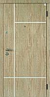 """Бронированная дверь """"Саган"""" серия """"Классик-Молдинг"""" модель AL-1"""