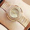 Женские Часы Michael Kors diamond Pink gold/Gold