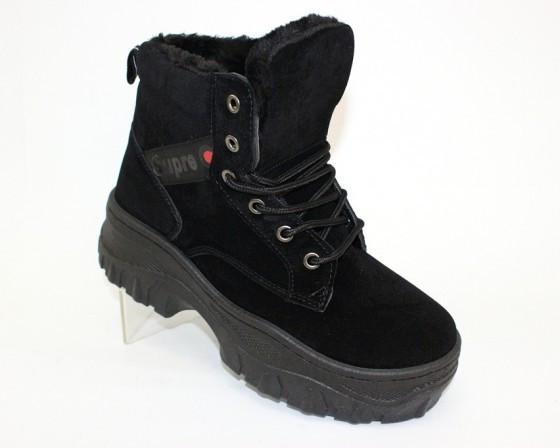 Ботинки зимние утепленные, фото 1