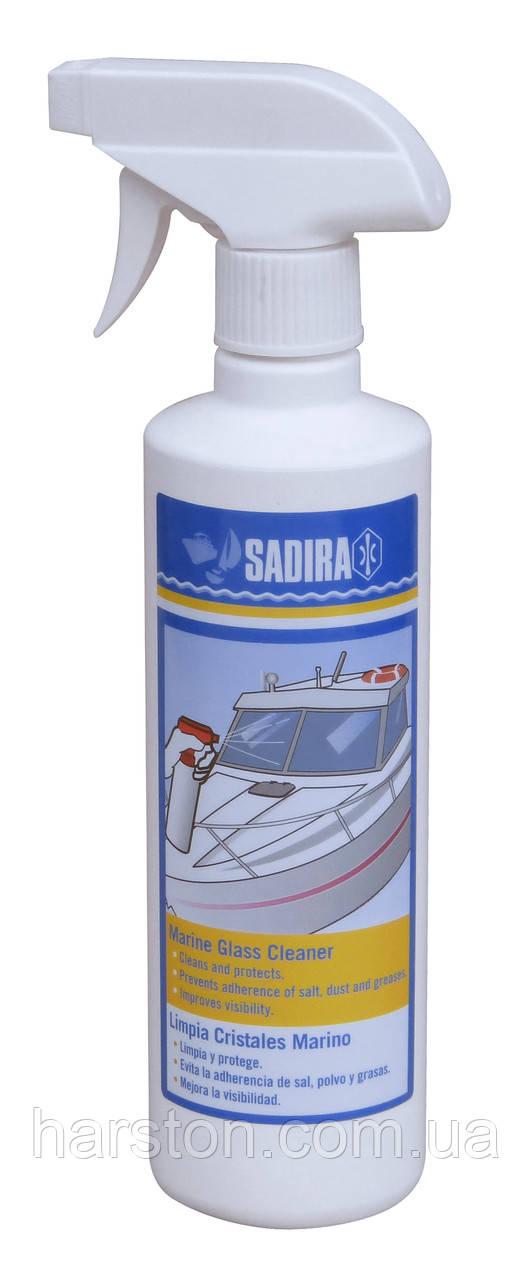 Средство для мытья стекол на яхте SADIRA Marine Glass Cleaner, 500 мл