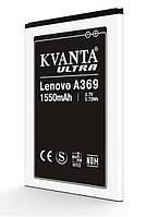 Аккумулятор Kvanta для Lenovo A369 1550mAh
