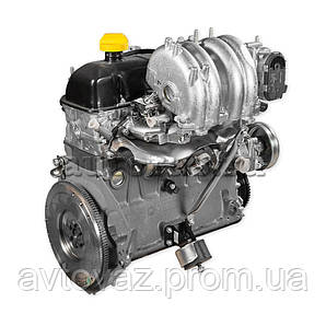 Двигатель в сборе ВАЗ 2123 Нива Шевроле (1,7, 8 кл, с Егаз)