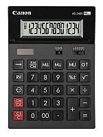 Калькулятор Canon AS-2400 Black (4585B001)