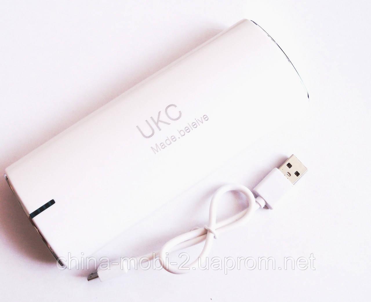 Универсальная батарея  -UKC power bank 20000 mAh