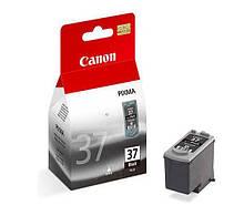 Картридж CANON (PG-37) Pixma iP-1800/2500 Black (2145B005)