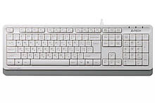 Клавиатура A4Tech FK10 White USB