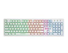 Клавіатура REAL-EL Comfort 7070 White USB UAH