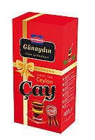 """Чай чорний цейлонський крупнолистовий 400 г Gunaydin """"Cay Ceylon"""" (розсипний)"""