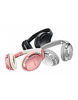 Bluetooth наушники Bose QuietComfort 35 II Rose Gold, фото 4