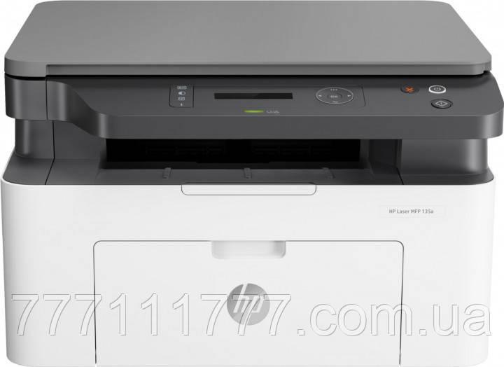 МФУ HP Laser MFP 135a (4ZB82A) WiFi