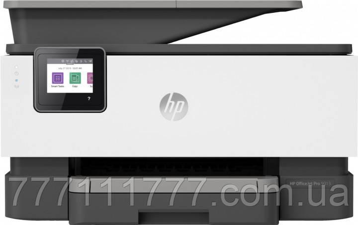 Струйный МФУ HP OfficeJet Pro 9013 с Wi-Fi (1KR49B)