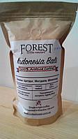 Зерновой кофе.100% арабика, средняя обжарка Индонезия Бали. 250 гр.