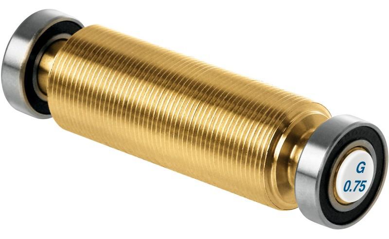 Ролик для насечки Swix T42375G 0,75mm линейная структура