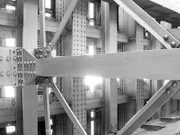 Строительная лицензия 2015. Монтаж металлических ферм отделения комплексной подготовки лома металлургического завода или сон на верхнем поясе фермы.