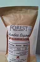 Кофе зерновой. 100% арабика средней обжарки. Колумбия. 250 гр.