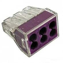 Конектор Smartfortec CMK-106 6-контактний (5 шт/уп)