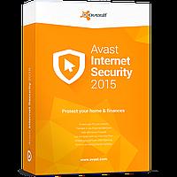 Avast Internet Security (1 ПК / 1 рік)