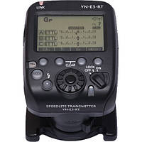 Синхронизатор-трансмиттер Yongnuo YN-E3-RT для Canon (аналог Canon Speedlite ST-E3-RT)