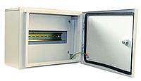 Щит электротехнический навесной степень защиты IP54, 12мод., замок