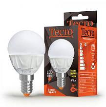 Лампа LED Tecro PRO-G45-5W-3K-E14 5W 3000K E14
