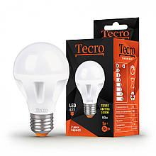 Лампа LED Tecro T2-A60-9W-3K-E27 9W 3000K E27