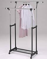 Стойка для одежды с полкой для обуви WCH-4375, фото 1
