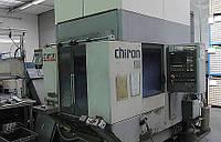 Вертикальный обрабатывающий центр CHIRON FZ 12 W