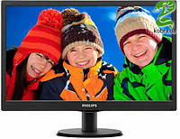 "Philips 18.5"" 193V5LSB2/62 Black"