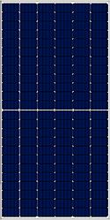 Сонячна батарея EGing EG-395M72-HD (Half Cell моно)