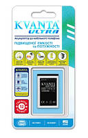 Аккумулятор Kvanta для Nokia 1100 1250mAh