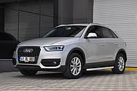 "Пороги, подножки ""Fullmond"" Audi Q3 (2011+)"