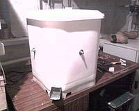 Перощипательная машина для перепелов, фото 1