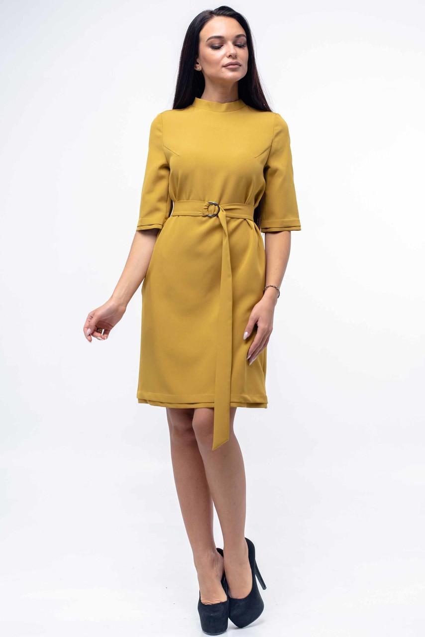 Стильное платье с 42 по 52 размер