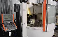 5-ти осевой обрабатывающий центр  AgieCharmilles MIKRON HSM 400 U