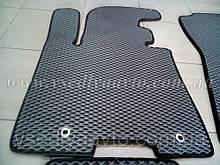 Водительский коврик Kia Sportage IV с 2016 г. (EVA)