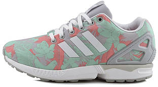Женские Кроссовки Adidas Zx Flux в розовом цвете