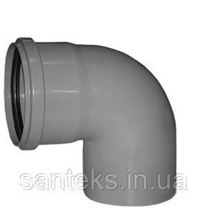 Колено  диаметр 50 х 90*градусов Украина