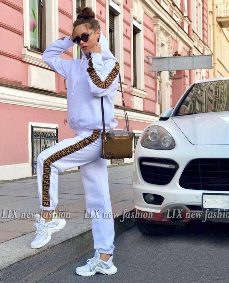 Женский спортивный костюм  СБ1795