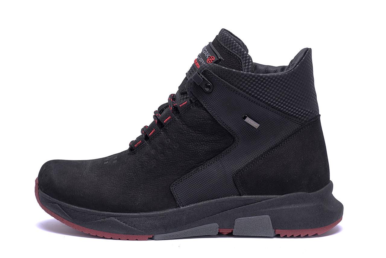 Мужские зимние кожаные ботинки ZG Adventure
