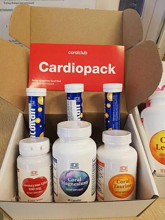 КардиоПэк, набір для здоров'я серця Кораловий Клуб, фото 2