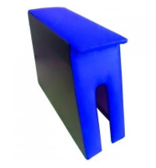 Подлокотник ВАЗ 2101/2103/2106 синий (диогональ)