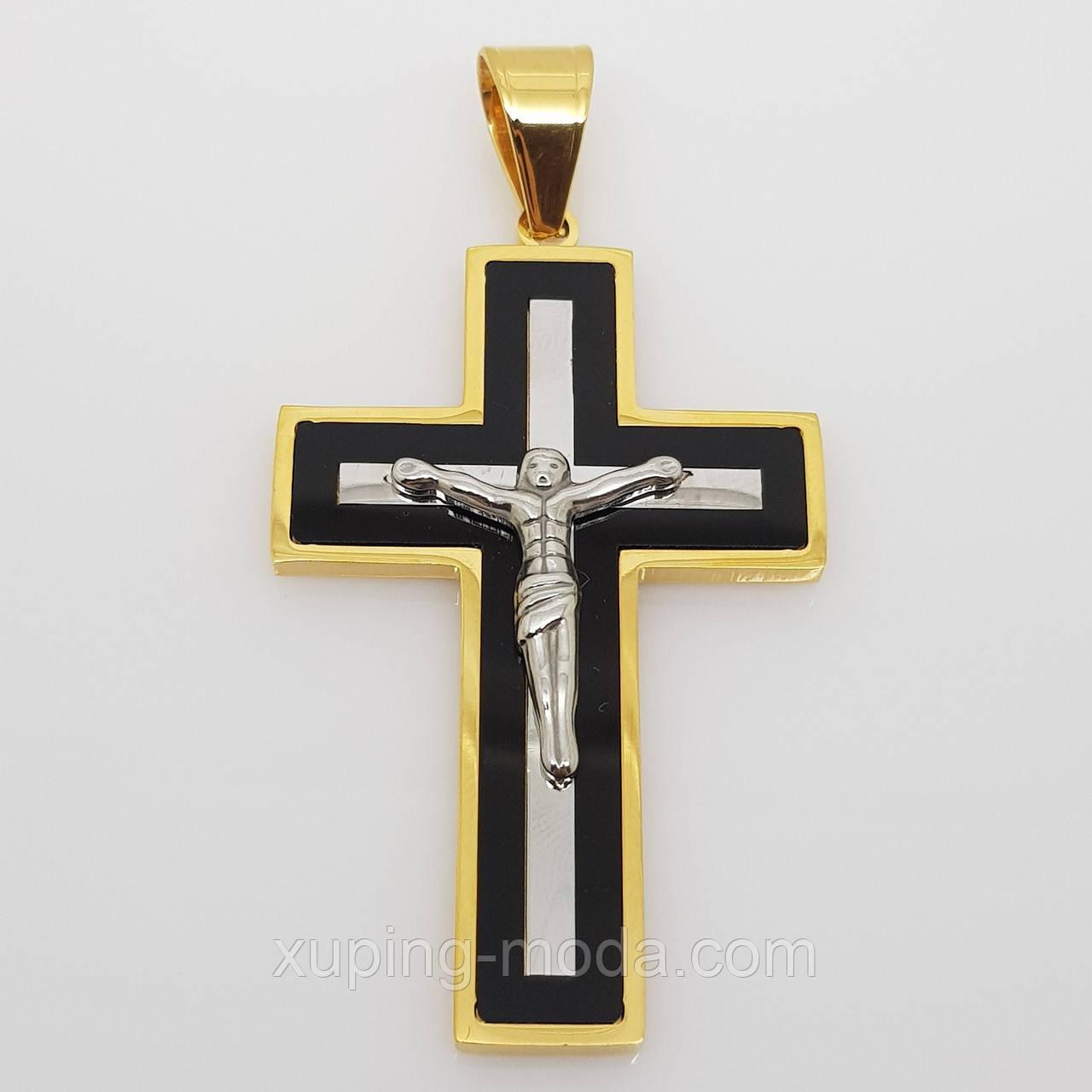 Большой крестик. Крупный крест