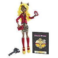 Кукла Monster High Frights, Camera, Action! Clawdia Wolf, Монстер Хай Страх! Камера! Мотор! Клодия.