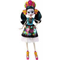 Коллекционная кукла Монстер Хай Skelita Calaveras Collector Doll