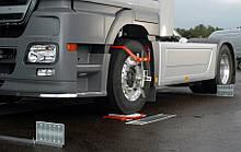 KOCH HD-30 EASY TOUCH - Лазерний стенд розвал-сходження для вантажних автомобілів