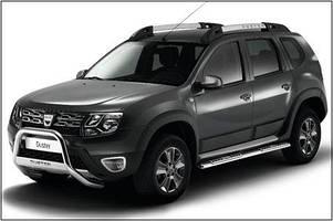 Тюнинг Dacia Duster 2010-2018