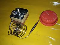 Терморегулятор для электро духовок и обогревателей 50-200 С° с капилляром 16 А / 250 В производство Китай, фото 1