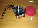Терморегулятор для электро духовок и обогревателей 50-200 С° с капилляром 16 А / 250 В производство Китай, фото 3