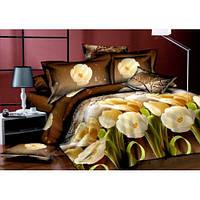 Комплект постельного белья  микросатин Zastelli 0611-5
